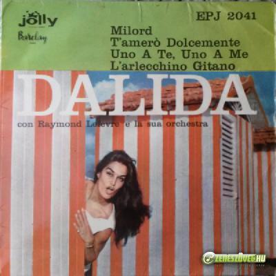 Dalida -  Milord (EP)