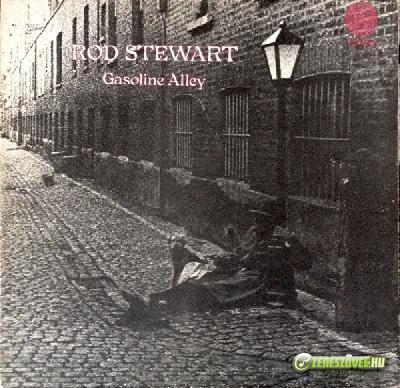 Rod Stewart -  Gasoline Alley