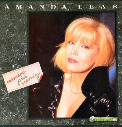 Amanda Lear -  Uomini più uomini