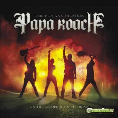 Papa Roach -  Time for Annihilation (Live album)