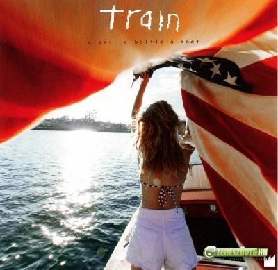 Train -  A Girl, a Bottle, a Boat