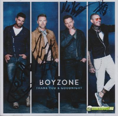 Boyzone -  Thank You & Goodnight