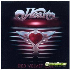 Heart -  Red Velvet Car