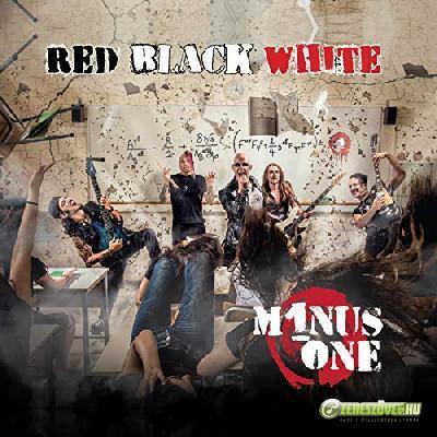 Minus One -  Red Black White